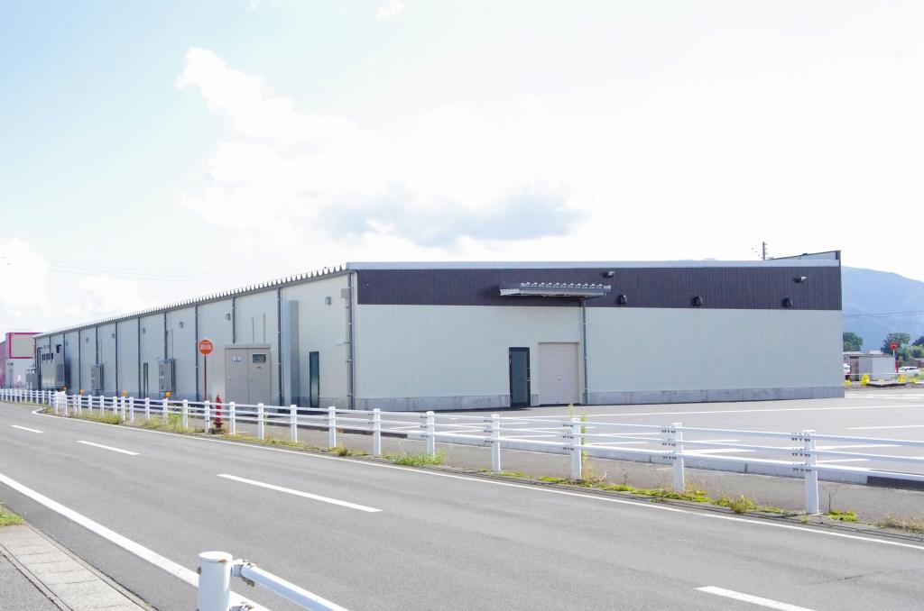 ひらせいホームセンター五泉店 新潟プレハブ工業